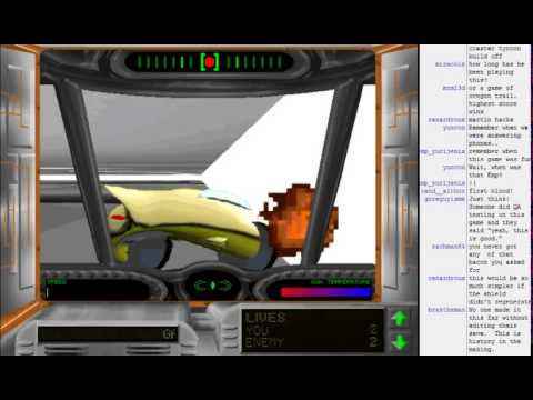 MonotoneTim Virtual Corporation, a '96 game played via voice!