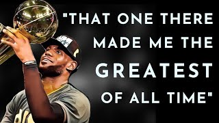 The 3 greatest games ever played | LeBron James in the 2016 Finals