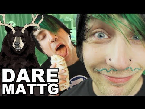 Dare MattG - 67 (Making out with Taco Bell, I LOVE YOU TACO BELL, Panic at the disco) - Dare MattG - 67 (Making out with Taco Bell, I LOVE YOU TACO BELL, Panic at the disco)