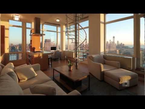 West Chelsea Dream: Caledonia Penthouse 4 with Roof Terrace