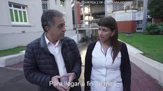 Spot Ajuste - En defensa de los trabajadores // Néstor Pitrola Senador