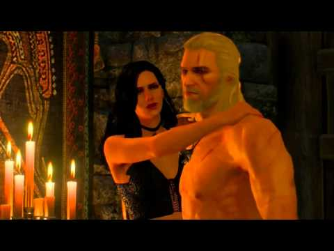 witcher nude scenes