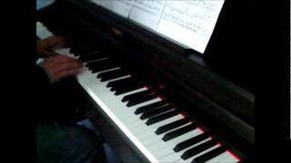 Touch Me in the Morning (Diana Ross) Piano Cover HD