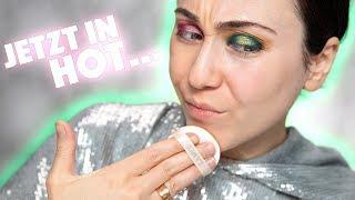 TRYING HOT NEW MAKEUP! 🤒 Makeup Try on 😵 gibts das jetzt in hot 🔥 Hatice Schmidt