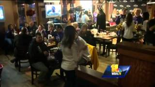 Purple Friday party kicks off in Timonium