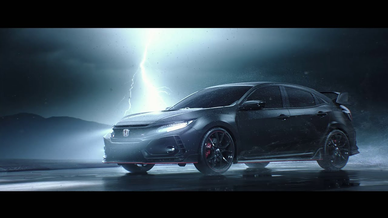 Honda Civic Type R Prototype: The bloodline continues - YouTube