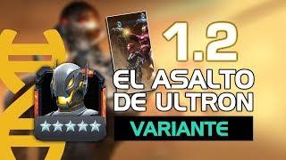 Capitulo 1 / Desafio 2 - El Asalto de Ultron (Variante) | Marvel Contest of Champions