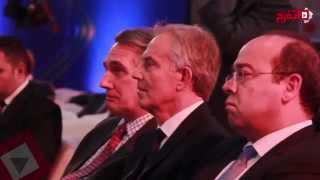 سياسيون وإعلاميون يشهدون إطلاق قناة الغد العربي (اتفرج)
