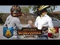 Empire & Dwarfs Vs Norsca - BRING IT DOWN FT GELT | Total War Warhammer Live BattleCast #140