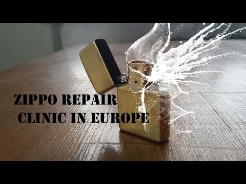 zippo repair clinic in europe?