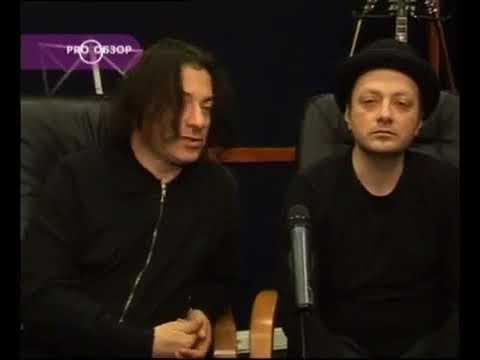 Агата Кристи - PRO Обзор на Муз ТВ, 2009 год