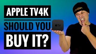 Apple TV4 review - Should You Buy Apple TV 4K in 2018?