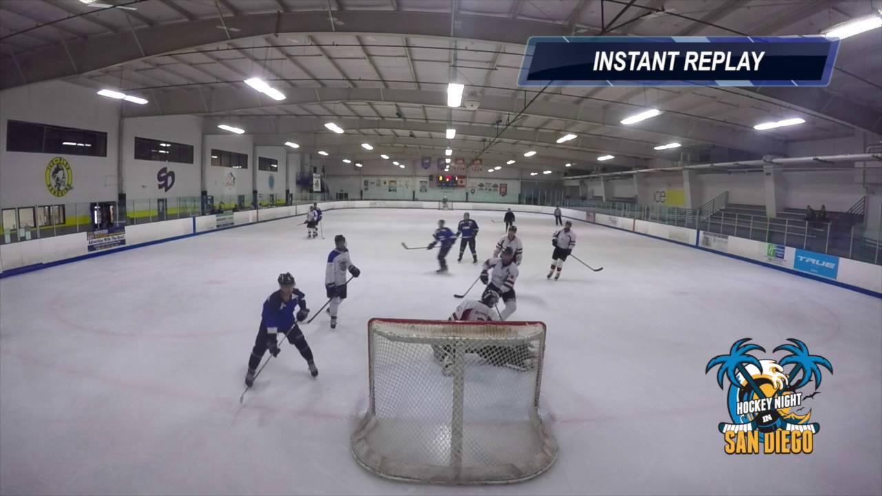 San Diego Beer League Hockey Highlights 05 15 Youtube