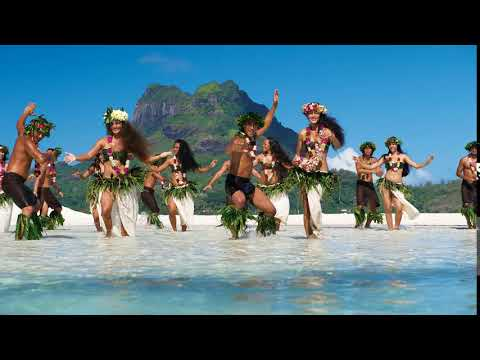 Oceania Bora Bora South Sea Music