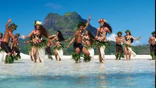 Oceania Bora Bora South Sea Music