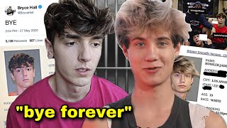 Jaden Hossler And Bryce Hall WILL Be IN JAIL For LIFE..?