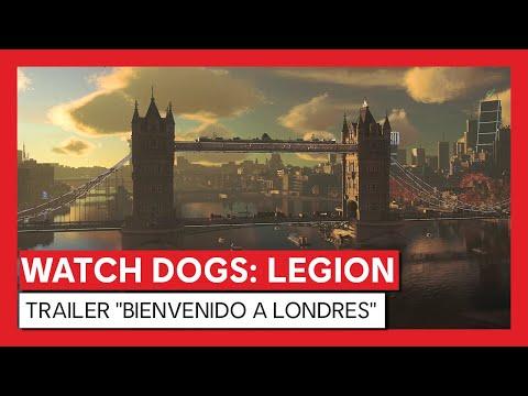 "Watch Dogs: Legion - Trailer ""Bienvenido a Londres"" | Powered by Nvidia GeForce RTX"