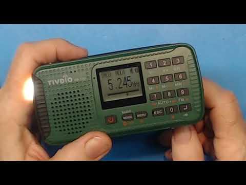 TRRS #1298 -TIVDIO HR-11S Tuning Methods