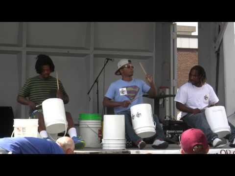 Steele County Free Fair: Bucket Boys