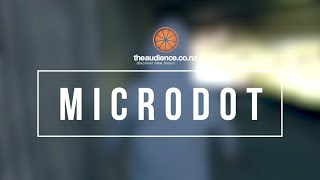 theaudience Presents - Microdot