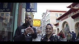 Exclusief Interview: Sushi eten met rapper Takkie