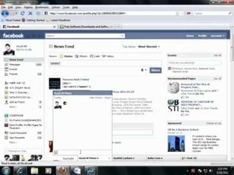 Facebook Chat Symbols
