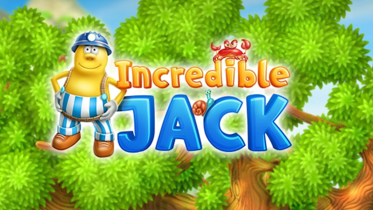 تحميل لعبة incredible jack مهكره