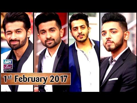 Salam Zindagi - Guest: Komal Aziz Khan & Imran Ashraf  - 1st February 2017