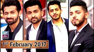 Salam Zindagi Interview DhoomBros Boys Social Media Entertainer 1st February 2017