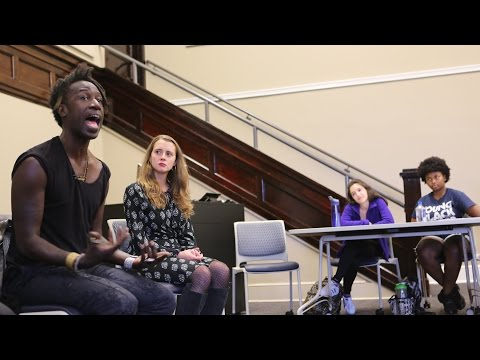 Poet Saul Williams Offers Insight to Duke Students