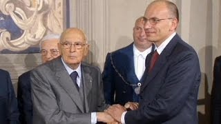 Letta Seeks Italy Parliament Confidence Vote Amid Berlusconi Party Divisions