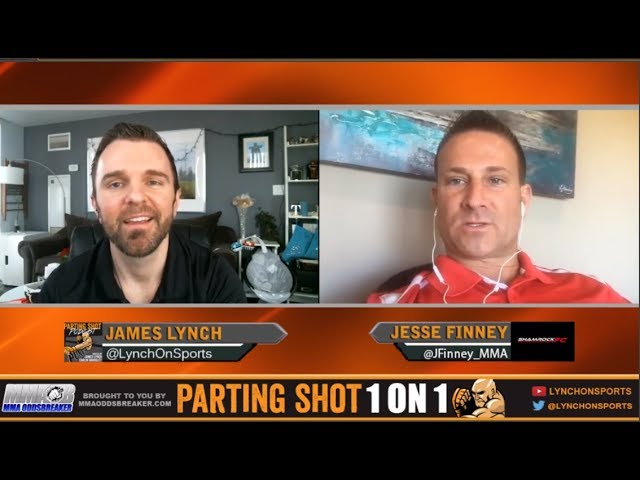 Jesse Finney Previews Friday's Shamrock FC 300 Event