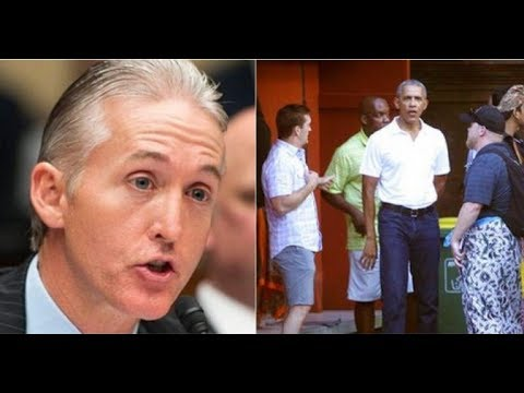 OBAMA TRIES TO PULL A FAST ONE ON TREY GOWDY! Mp3