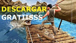 Raft Survival: Supervivencia en la balsa descargar  Juego full por mediafire -YouTube 2018