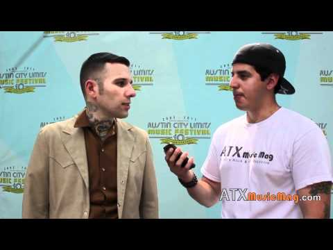 Nick 13 Interview @ ACL 2011