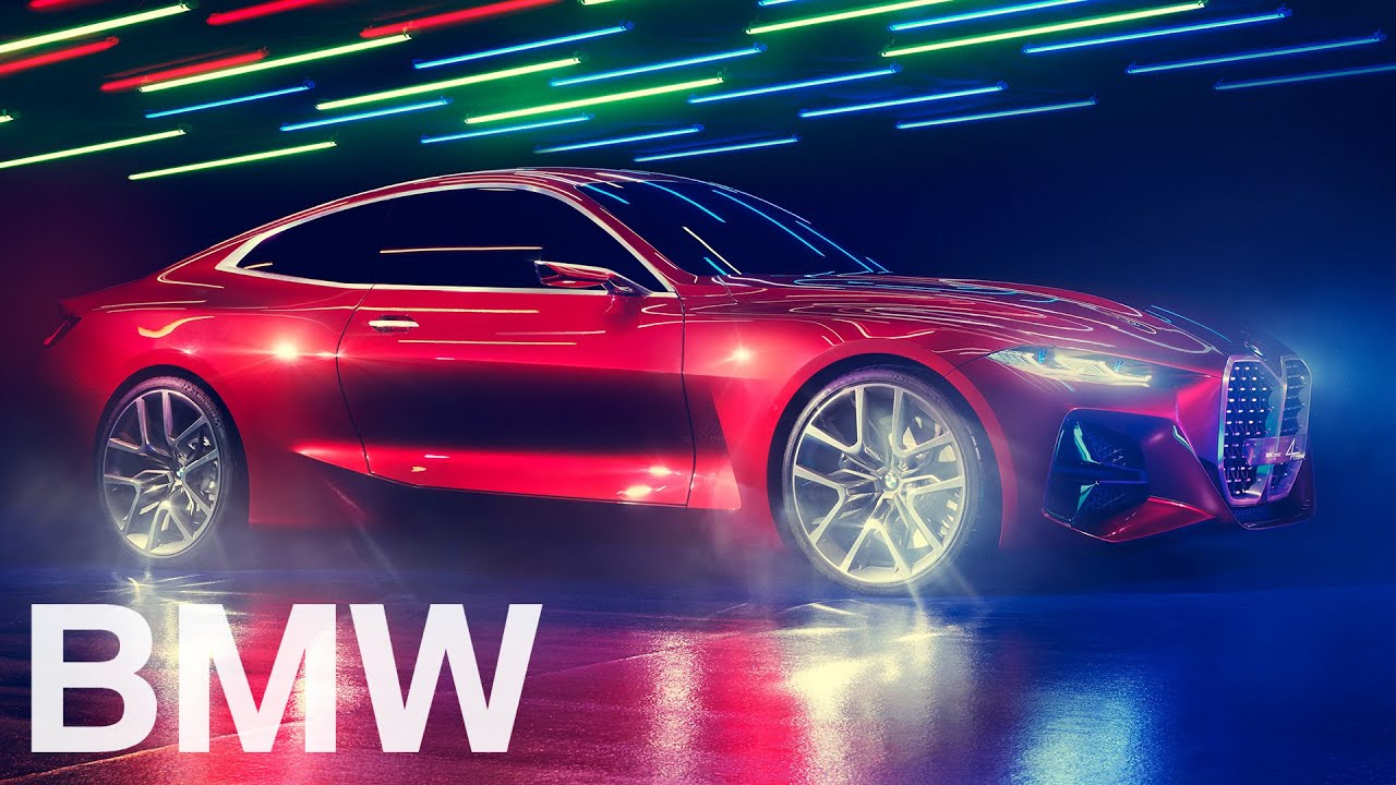 The BMW Concept 4. - YouTube