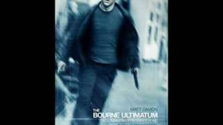 The Bourne Ultimatum OST Waterloo