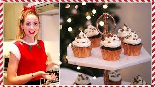 Gingerbread Cupcakes | Zoella