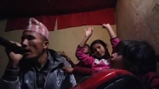 Download Aljhechha Kyare Pachheuri timro karaoke song  By Dambar Salyani MP3 song and Music Video