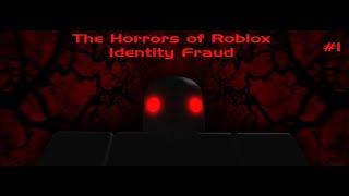 Roblox Identitätsbetrug (Versuch 1)