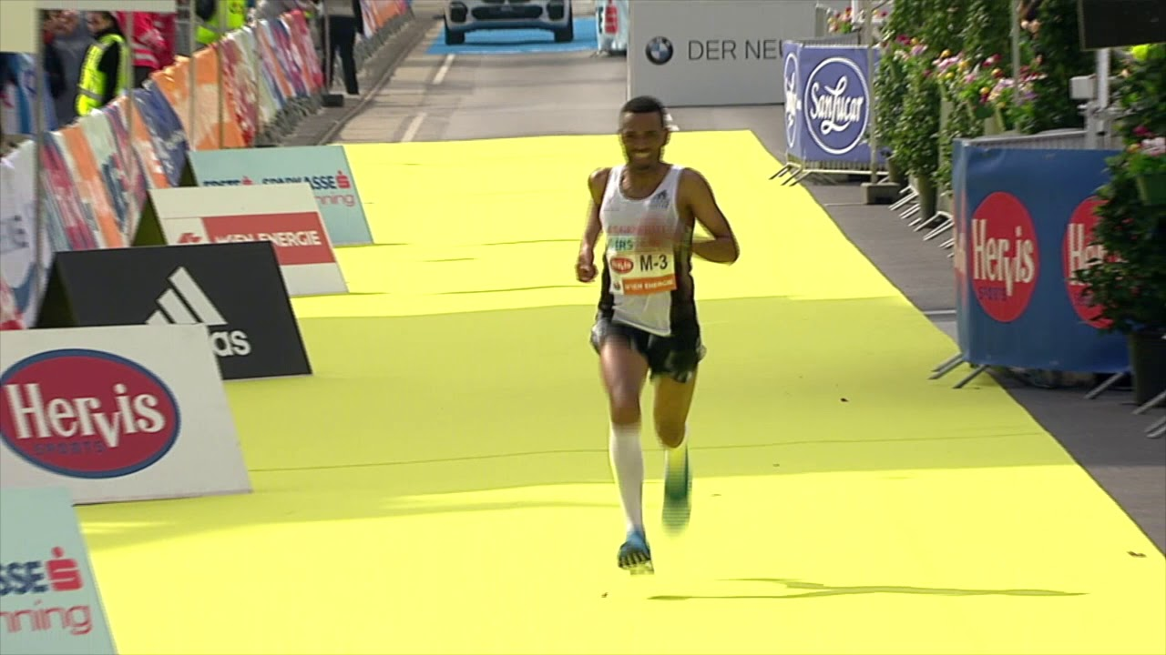 2019 VIENNA CITY MARATHON HIGHLIGHTS: