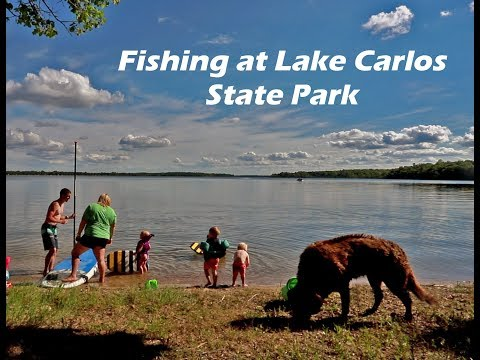 Carlos State Park Fishing And Swimming