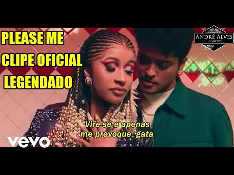 Cardi B e Bruno Mars - Please Me traduçãolegendado
