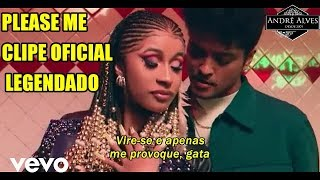 Cardi B e Bruno Mars - Please Me (traducaolegendado) (Clipe oficial)