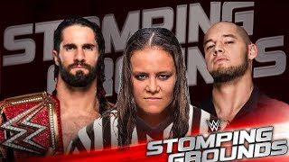 Last-Minute WWE Stomping Grounds Rumours You Need To Know