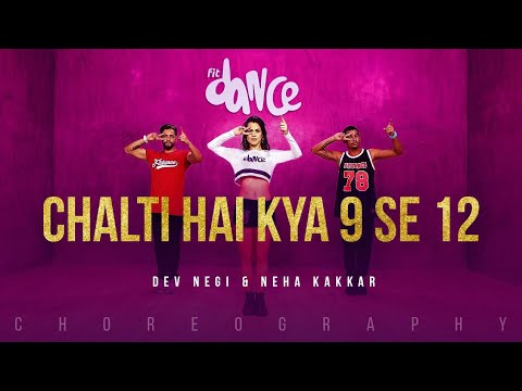 Chalti Hai Kya 9 Se 12 Song | Judwaa 2 | Varun | Jacqueline | Taapsee | David Dhawan | FitDance