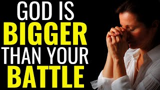 ( ALL NIGHT PRĄYER ) GOD IS BIGGER THAN YOUR BATTLE