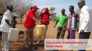 Kenya Red Cross Drought Response Video - Dr Abbas Gullet