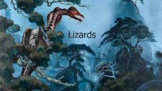 "Phoenix  ""Lizards""  2004 Biotech"