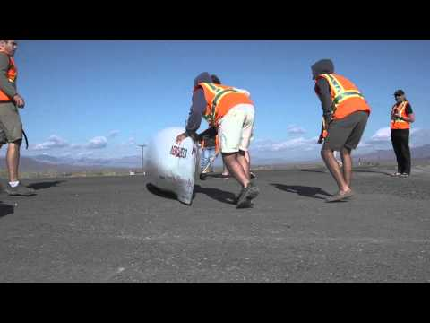 World Human Powered Speed Challenge 2015 - First Few Days
